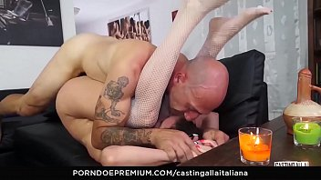 casting hegner woodman pierre Petite tattooed porn star emma mae gets huge cock for birthd6