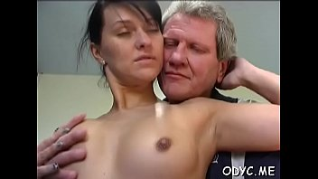 father old boss Spy lesbian massage