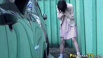 pee asian female Fisting and farting