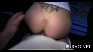 deep pounding fat Super cute callie loves it from behind