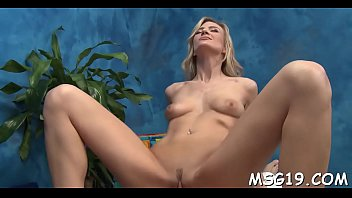 cougar sexy soninlaw bangs charity blonde Riding dildo in skirt