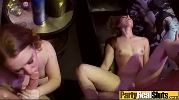 sluts sex bunch young with group a of hard Pantyhose seduction boots