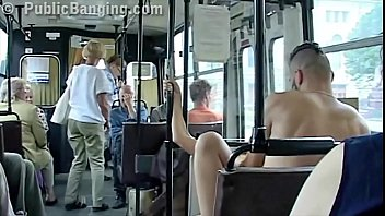 bus public flashing wife Super sexy ivy winters blows a big hard fat cock
